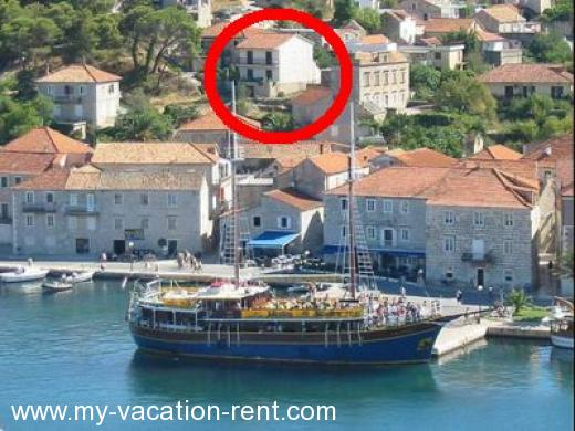 Apartments Marijana Croatia - Dalmatia - Hvar Island - Jelsa - apartment #1025 Picture 1