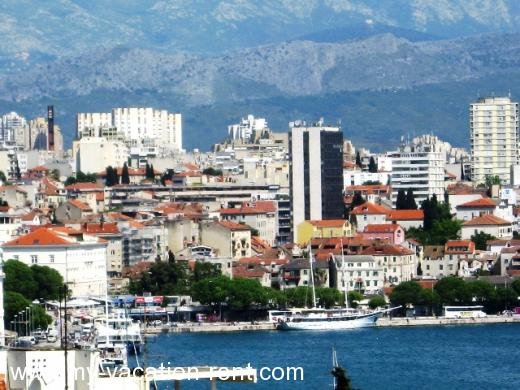 Apartments Dalia Croatia - Dalmatia - Split - Split - apartment #1038 Picture 9
