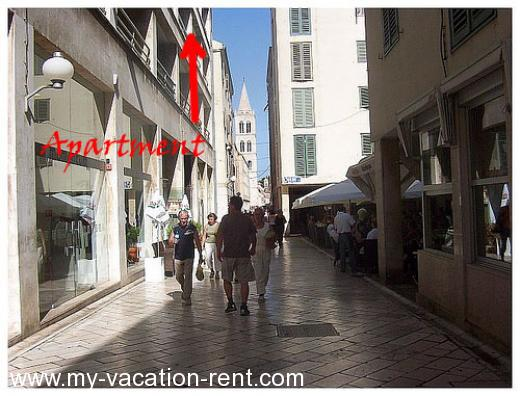 Apartments Centar Croatia - Dalmatia - Zadar - Zadar - apartment #1044 Picture 2