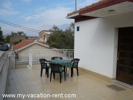 Apartments Poljana Croatia - Dalmatia - Island Ugljan - Preko - apartment #112 Picture 1