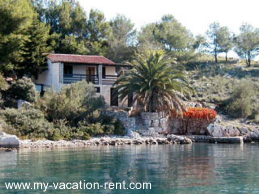 Holiday home Holiday house 216 Lavdara Croatia - Dalmatia - Island Dugi Otok - Sali - holiday home #1209 Picture 1
