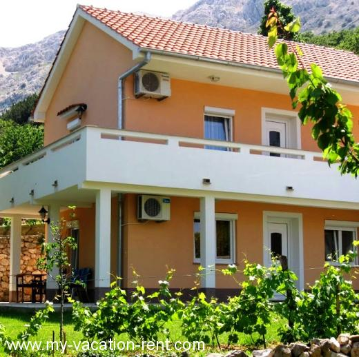 Apartment Baska Island Krk Kvarner Croatia #1245