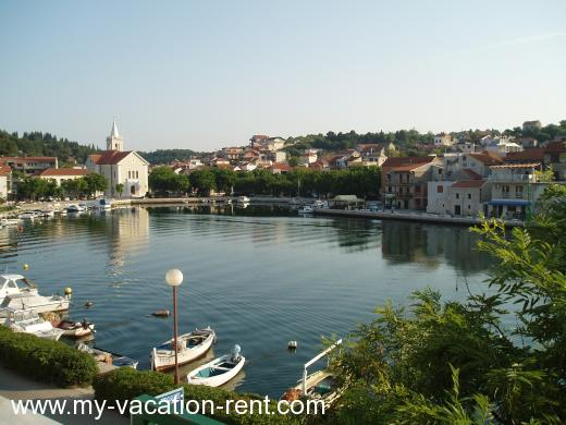 Apartments marty1 Croatia - Dalmatia - Sibenik - Zaton - apartment #133 Picture 1