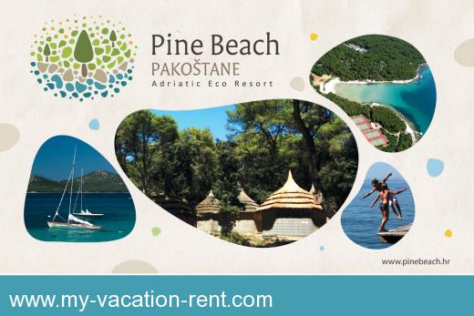 Holiday resort Pine Beach Croatia - Dalmatia - Zadar - Pakostane - holiday resort #150 Picture 1