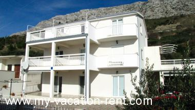Croatia - Dalmatia - Split - Stanici - apartment #1706