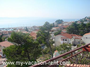 Croatia - Dalmatia - Makarska - Baska Voda - apartment #1730