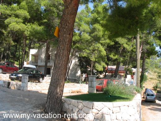 Apartments Pansion Matijevic Croatia - Dalmatia - Hvar Island - Gdinj - apartment #205 Picture 2
