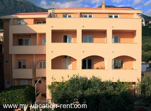 Apartments Matijević Croatia - Dalmatia - Makarska - Tucepi - apartment #239 Picture 2