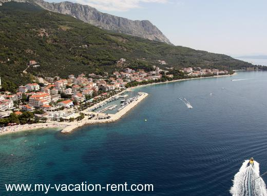 Apartments Matijević Croatia - Dalmatia - Makarska - Tucepi - apartment #239 Picture 4