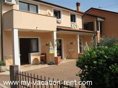 Croatia - Istria - Umag - Umag - apartment #2424