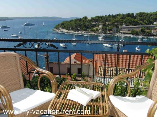 Apartments ROSSO Croatia - Dalmatia - Hvar Island - Hvar - apartment #243 Picture 1