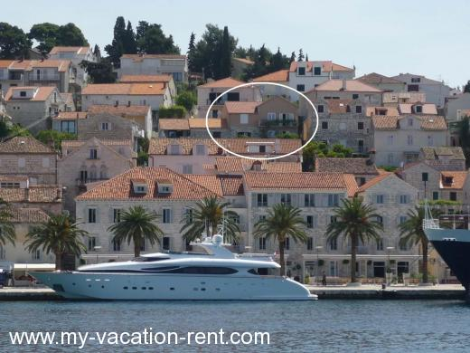 Apartments ROSSO Croatia - Dalmatia - Hvar Island - Hvar - apartment #243 Picture 10