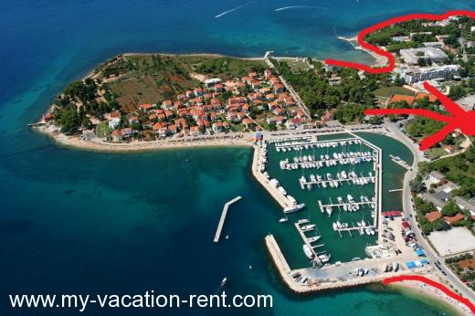 Apartments Beautiful Maria Croatia - Dalmatia - Zadar - Borik - apartment #245 Picture 7