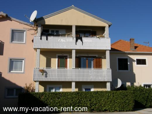 Apartments Beautiful Maria Croatia - Dalmatia - Zadar - Borik - apartment #245 Picture 8