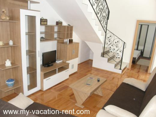 Apartments 400 years old villa Croatia - Dalmatia - Zadar - Novigrad, Dalmatien - apartment #246 Picture 7
