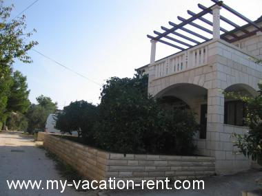 Apartment Supetar Island Brac Dalmatia Croatia #2574