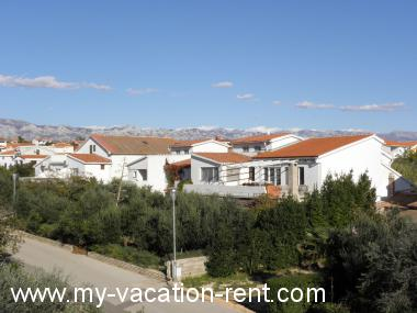 Apartments 2719 Croatia - Kvarner - Island Pag - Povljana - apartment #2674 Picture 1