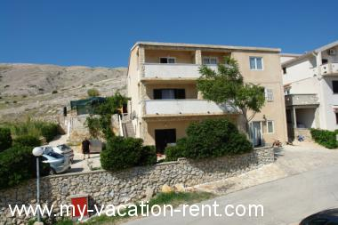 Apartments 2897 Croatia - Kvarner - Island Pag - Pag - apartment #2770 Picture 3