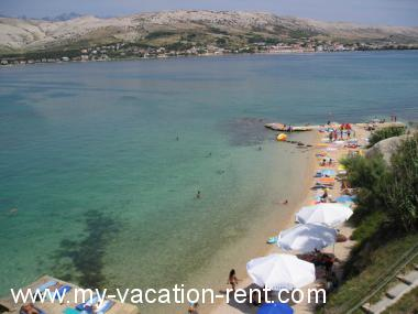 Apartments 2897 Croatia - Kvarner - Island Pag - Pag - apartment #2770 Picture 5