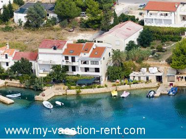 Apartments 3511  Croatia - Kvarner - Island Pag - Stara Novalja - apartment #2941 Picture 1