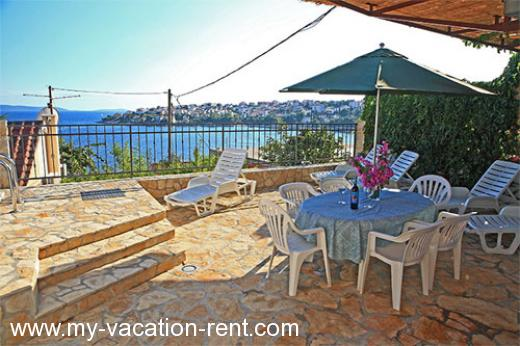 Holiday home Maestral with Pool Croatia - Dalmatia - Trogir - Trogir - holiday home #344 Picture 1