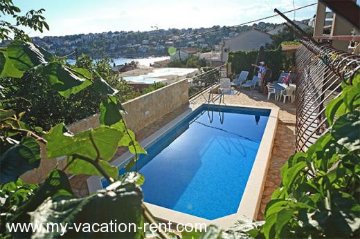 Holiday home Maestral with Pool Croatia - Dalmatia - Trogir - Trogir - holiday home #344 Picture 2