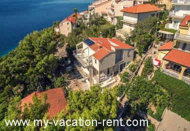 Apartment Baska Voda Makarska Dalmatia Croatia #3553