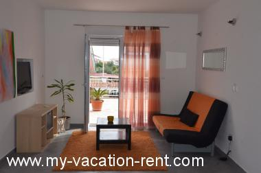 Croatia - Dalmatia - Split - Stobrec - apartment #3555