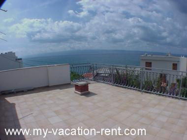 Appartement Podstrana Split Dalmatië Kroatië #3618