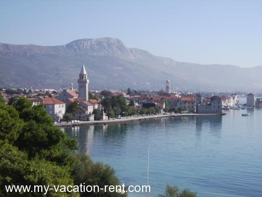 Kroatië - Dalmatië - Split - Kastel Stafilic - appartement #365