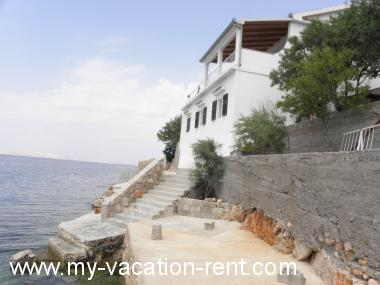 Croatie - Kvarner - Senj - Lukovo Sugarje - appartement #3672