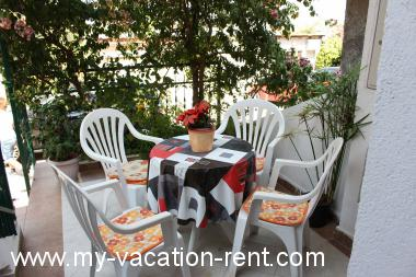 Apartments 5849  Croatia - Dalmatia - Split - Split - apartment #3837 Picture 1
