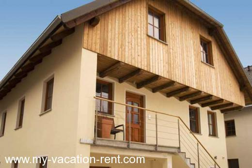 Apartments NAC Bovec Slovenia - Primorska - Bovec - apartment #4 Picture 1