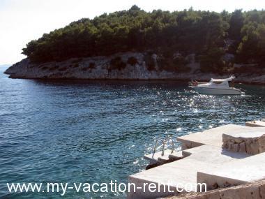 Apartments 4958 Croatia - Dalmatia - Island Brac - Cove Osibova (Milna) - apartment #4176 Picture 8
