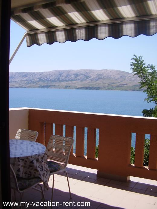 Appartements Apartmani Croatie - Kvarner - Île de Pag - Metajna - appartement #432 Image 2