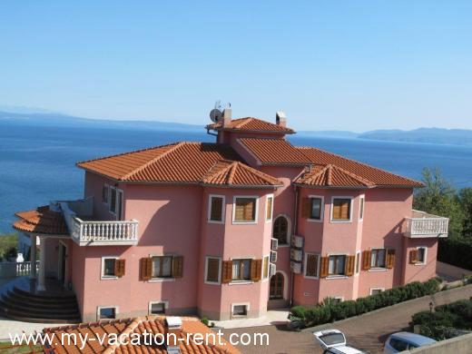 Appartements APARTMENTS ANTONIO Croatie - Kvarner - Opatija - Matulji - appartement #4389 Image 3