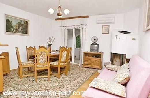 Holiday resort vacation house croatia Croatia - Dalmatia - Island Brac - Bol - holiday resort #4438 Picture 7
