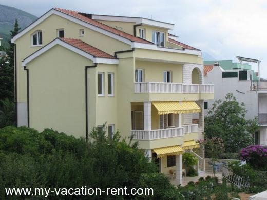Apartments MG Ravlic Croatia - Dalmatia - Makarska - Makarska - apartment #448 Picture 2