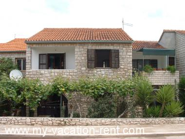 Apartment Supetar Island Brac Dalmatia Croatia #4726