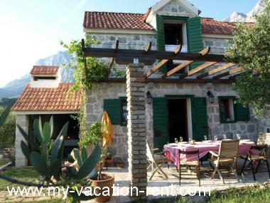 Holiday home Makarska Makarska Dalmatia Croatia #4792