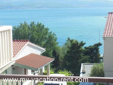 Croatia - Dalmatia - Split - Omis - apartment #4820