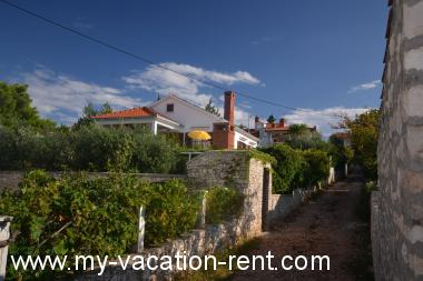 Apartments 8142 Croatia - Dalmatia - Island Brac - Splitska - apartment #4986 Picture 2