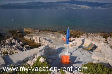 Apartments 8142 Croatia - Dalmatia - Island Brac - Splitska - apartment #4986 Picture 4