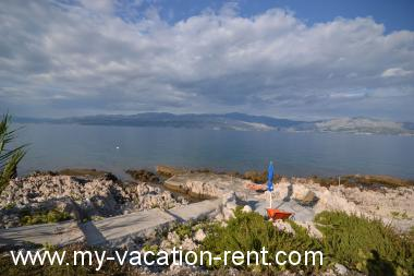 Apartments 8142 Croatia - Dalmatia - Island Brac - Splitska - apartment #4986 Picture 5