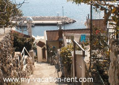 Croatia - Dalmatia - Makarska - Podgora - holiday home #5274