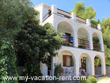 Apartments 00914LUBM  Croatia - Dalmatia - Korcula Island - Lumbarda - apartment #5332 Picture 1