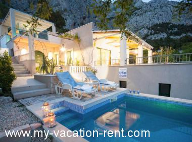 Holiday home Makarska Makarska Dalmatia Croatia #5416