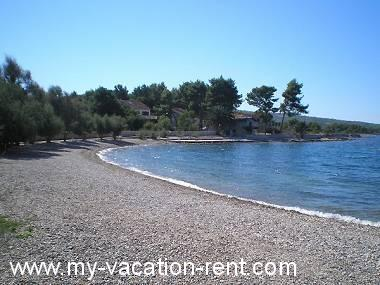 Croatia - Dalmatia - Island Brac - Mirca - holiday home #5427