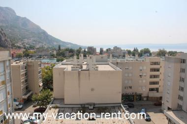 Croatia - Dalmatia - Split - Omis - apartment #5446