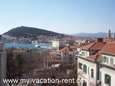 Apartment Split Split Dalmatia Croatia #5601